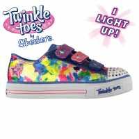 Skechers Shuffle Clr Ch91 Royal/Multi Детски обувки