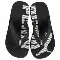 Puma Джапанки Epic V2Ps Flip Flops Childrens Black/White Детски сандали и джапанки