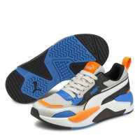 Nike Arrowz Trainers Junior Boys Grey/White Детски маратонки