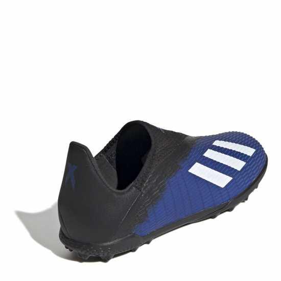 Adidas Детски Маратонки Изкуствен Терен X 19.3 Laceless Junior Astro Turf Trainers  Футболни стоножки