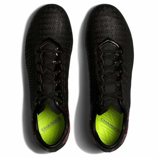 Under Armour Clutchfit 3.0 Mens Fg Football Boots Black Мъжки футболни бутонки