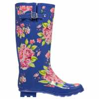 Kangol Festival Wellies Juniors Floral Детски гумени ботуши