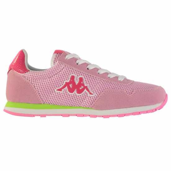 994d5090d07 Kappa Neelix Trainers Junior Pink Детски маратонки