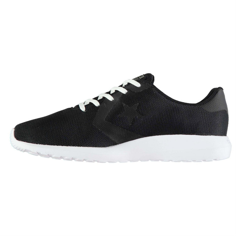 Cons auckland ultra trainers black white for Cons 101