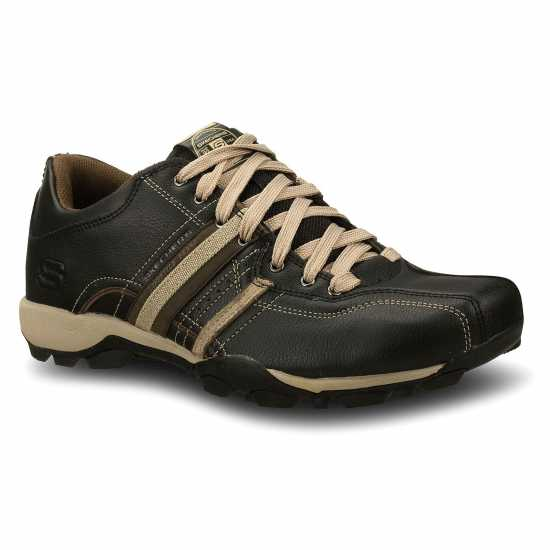 c39fade0f90 Skechers Мъжки Обувки Urban Tread Refresh Shoes Black/Taupe Мъжки обувки