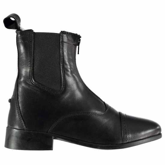191ba4c000b Dublin Боти За Езда Elevation Ii Zip Paddock Boots Ladies Black Мъжки боти  и ботуши