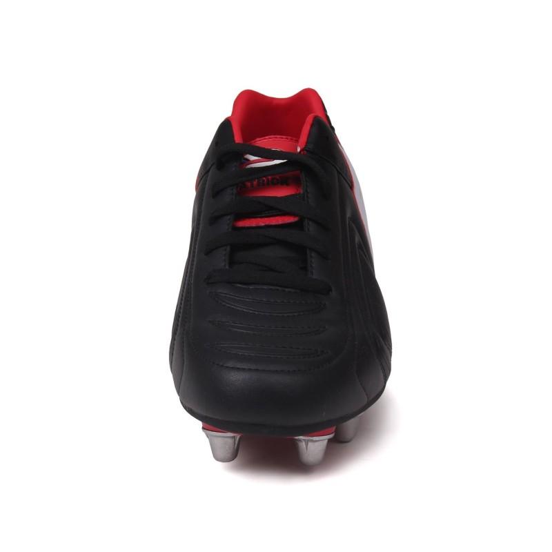 3c90daf6c4f9 Patrick Мъжки Бутонки За Ръгби Power X Mens Rugby Boots Black White Ръгби