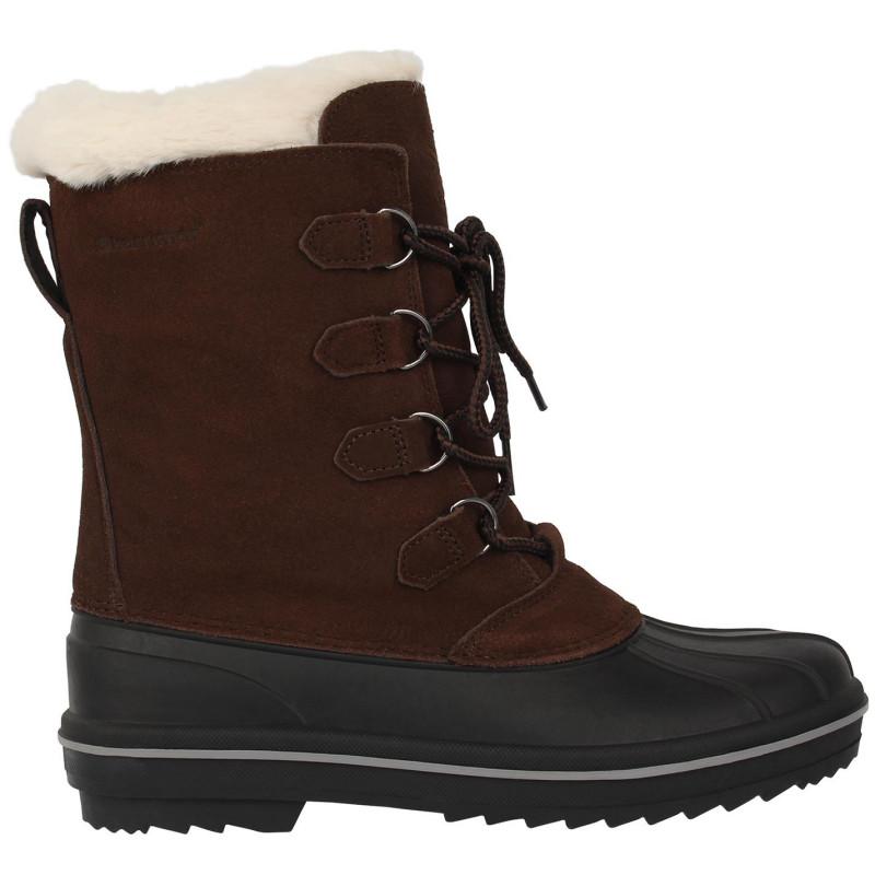 6ba1b291b43 Karrimor Мъжки Апрески Bering Mens Snow Boots Brown Мъжки боти и ботуши