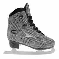 Roces Brits Ice Skates Ladies Grey Кънки за лед