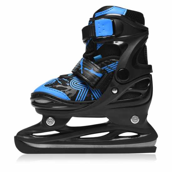 Roces Jockey Ice Skates Junior Boys Black Astro B Кънки за лед