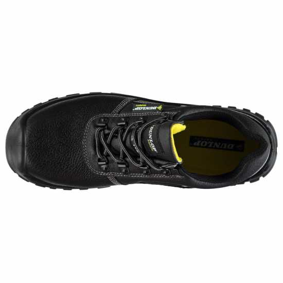 Dunlop Мъжки Работни Обувки South Carolina Safety Boots Mens Black Мъжки боти и ботуши