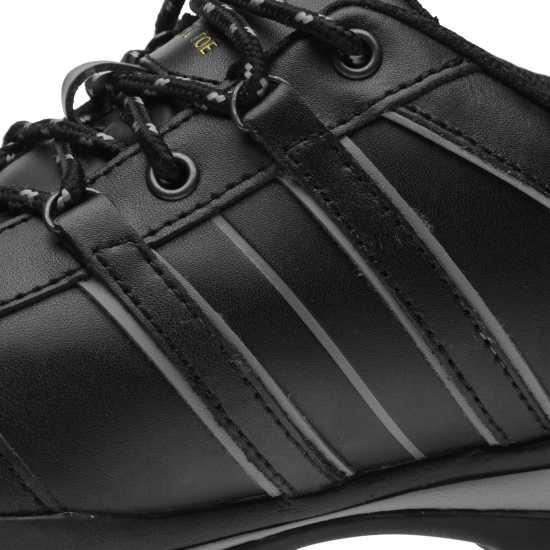 Dunlop Мъжки Работни Обувки Idaho Mens Safety Shoes Black Мъжки боти и ботуши