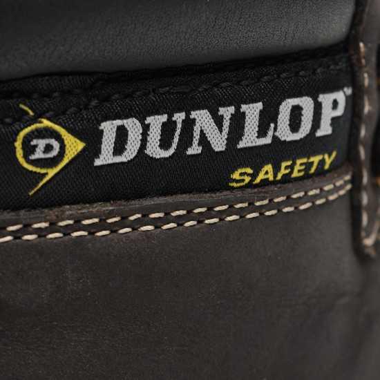 Dunlop Мъжки Работни Обувки Nevada Mens Safety Boots Brown Работни обувки