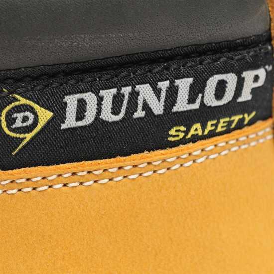 Dunlop Мъжки Работни Обувки Nevada Mens Safety Boots Honey Работни обувки