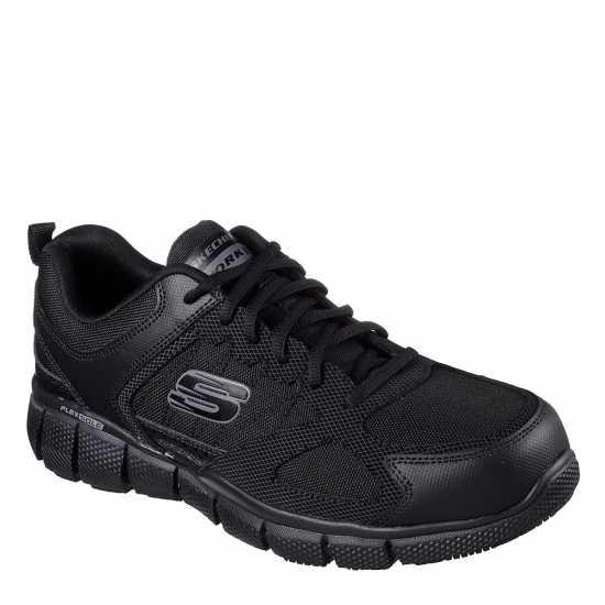 Dunlop Защитни Ботуши Texas Safety Boots Black Мъжки боти и ботуши