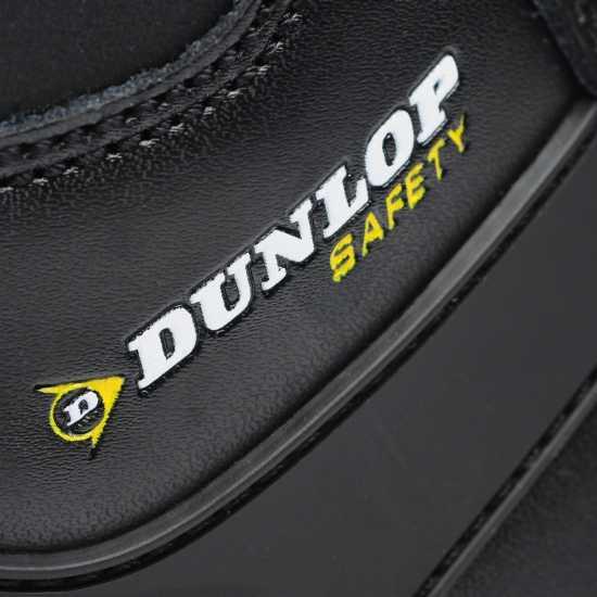 Dunlop Мъжки Работни Обувки California Mens Safety Boots Black Мъжки боти и ботуши