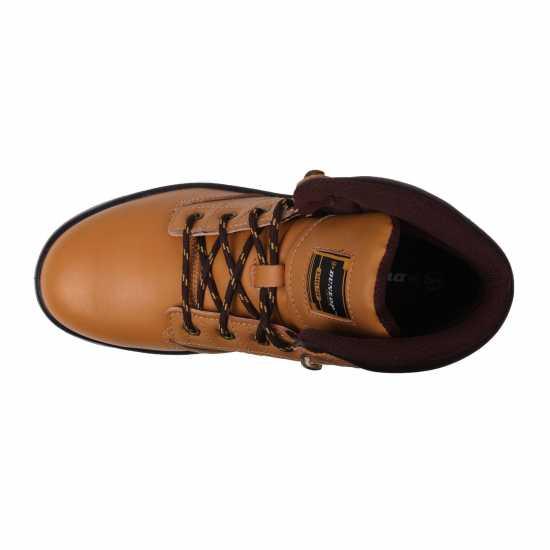 Dunlop Мъжки Работни Обувки Dakota Mens Safety Boots Honey Мъжки боти и ботуши