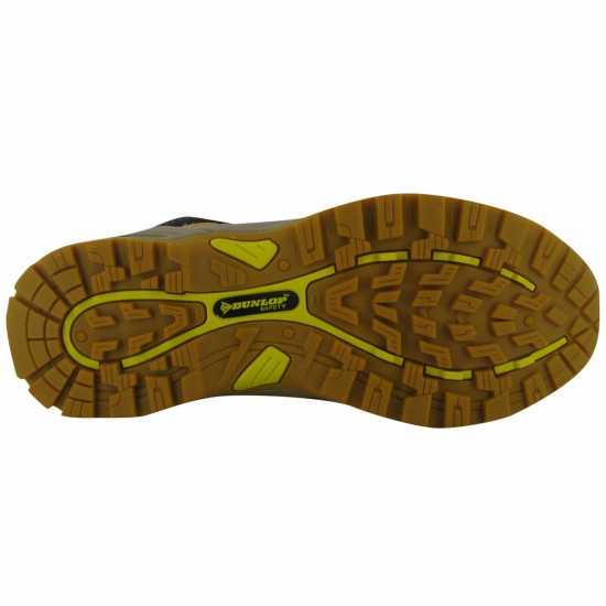 Dunlop Safety On Site Boots Mens Honey Мъжки боти и ботуши