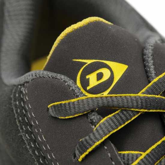 Dunlop Мъжки Работни Обувки Indiana Mens Safety Boots Charcoal Работни обувки