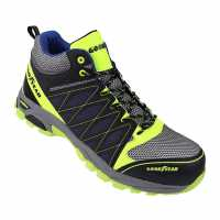 Goodyear S1P - Sra - Hro Safety Boot - Multi -  Работни обувки