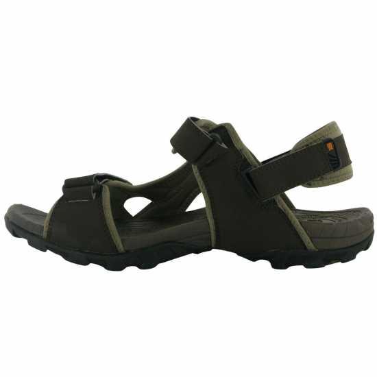 Karrimor Мъжки Сандали Antibes Mens Sandals Brown Мъжки сандали и джапанки