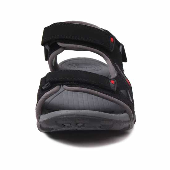Karrimor Мъжки Сандали Antibes Mens Sandals Black/Charcoal Мъжки сандали и джапанки