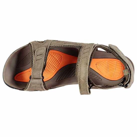 Karrimor Кожени Мъжки Сандали Ithaca Leather Mens Sandals  Мъжки сандали и джапанки