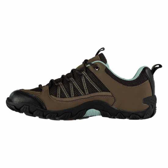7c57356a873 Gelert Дамски Туристически Обувки Rocky Ladies Walking Shoes Beige Дамски  туристически обувки