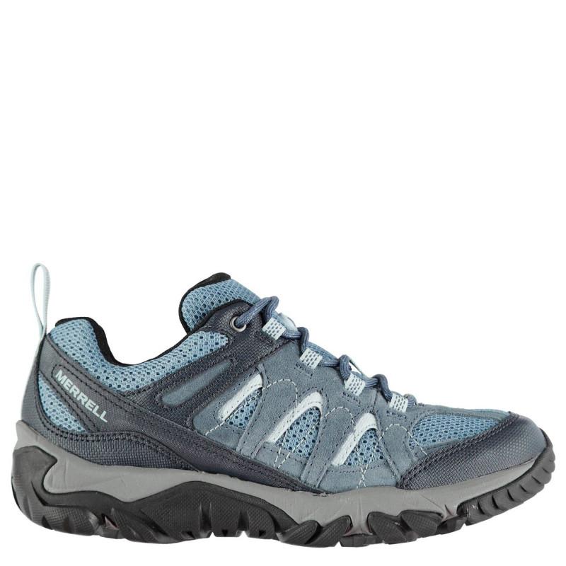 6c58fae963a Merrell Дамски Туристически Обувки Outmost Ventilator Ladies Walking Shoes  Bering Sea Дамски туристически обувки