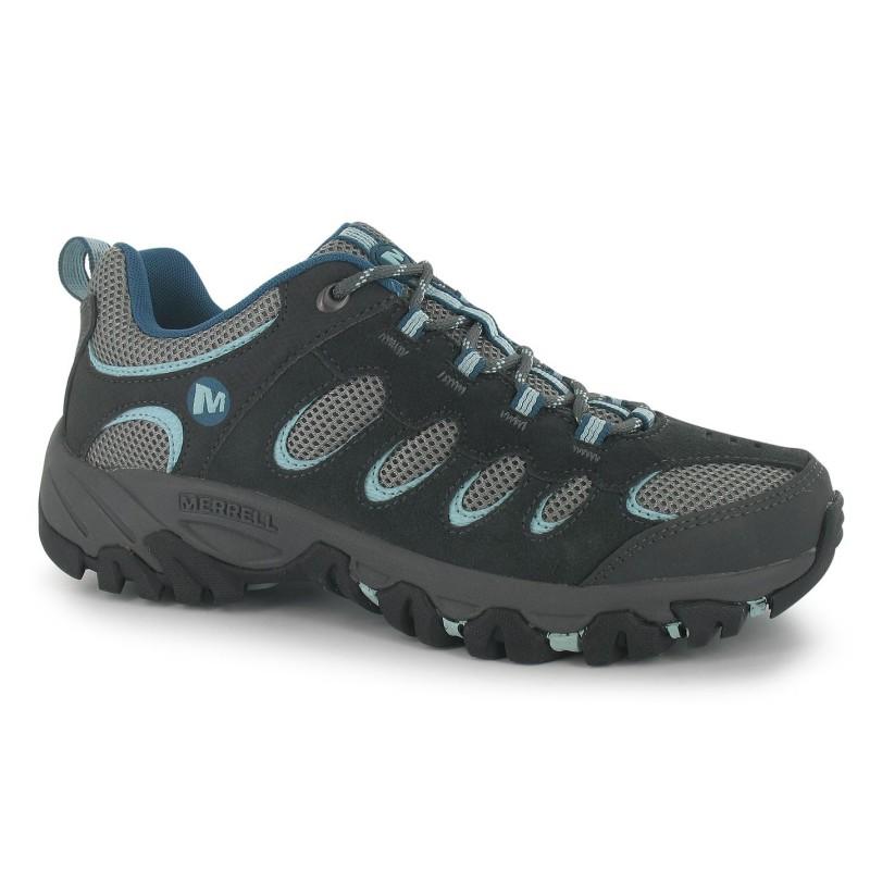 Merrell Ниски Дамски Ежедневни Обувки Ridge Low Ladies Walking Shoes  Granite Eggshel Дамски туристически обувки 5cf0ee726c2b4