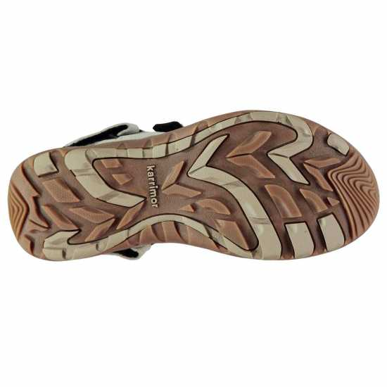 Karrimor Antibes Ladies Leather Walking Sandals Beige Дамски сандали и джапанки