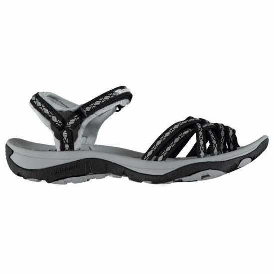 Karrimor Дамски Сандали За Ходене Salina Ladies Walking Sandals Black Дамски сандали и джапанки