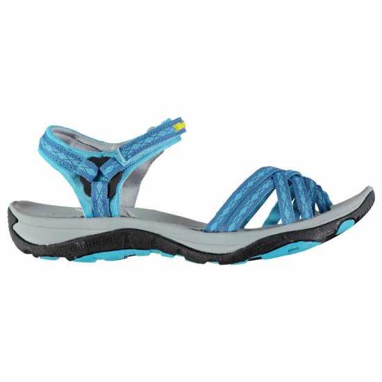 Karrimor Дамски Туристически Сандали Salina Ladies Walking Sandals Aqua Дамски сандали и джапанки