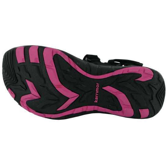 Karrimor Дамски Сандали Antibes Ladies Sandals Black Дамски сандали и джапанки