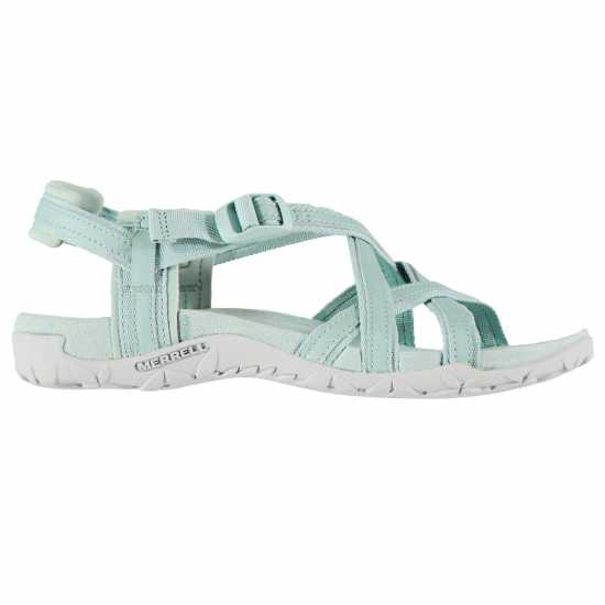 Merrell Дамски Сандали Terran Ari Lattice Ladies Sandals Aquifer Дамски сандали и джапанки