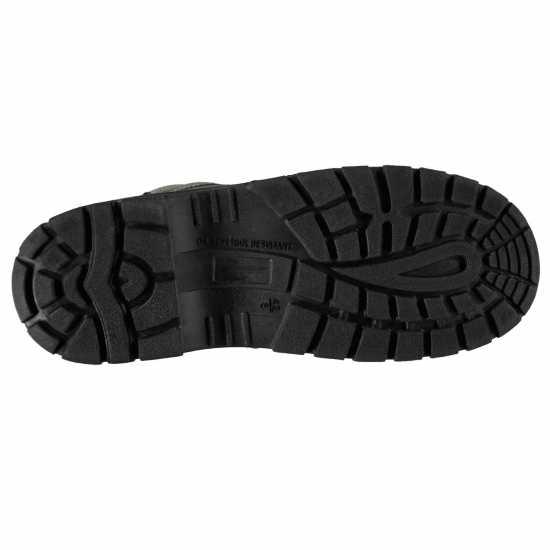 Donnay Мъжки Работни Обувки Mens Safety Boots Charcoal Мъжки боти и ботуши