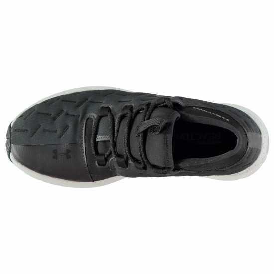 Under Armour Мъжки Маратонки За Бягане Charged Reactor Run Mens Running Shoes Black/Grey Мъжки маратонки