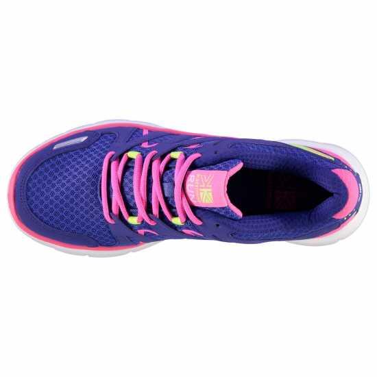 Karrimor Duma Trainers Child Girls Blue/Pink/Lime Детски маратонки