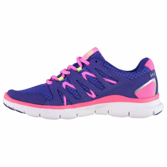 Karrimor Duma Trainers Child Girls Blue/Pink/Lime Детски маратонки