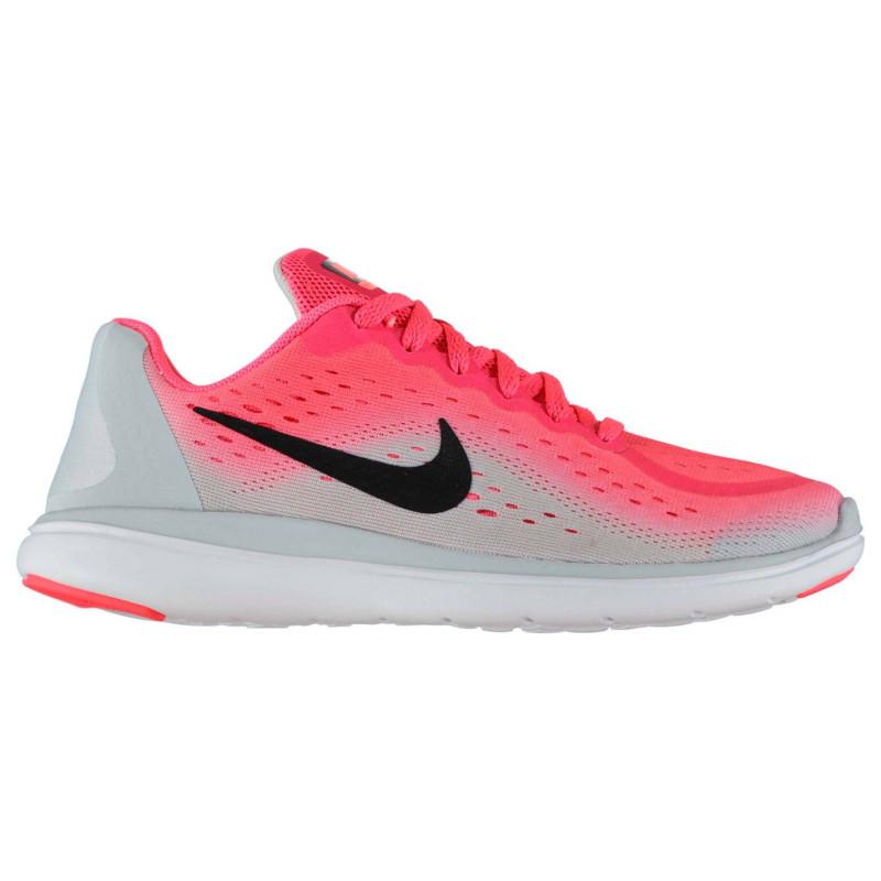 Nike Flex  Rn Junior Running Shoes Pink