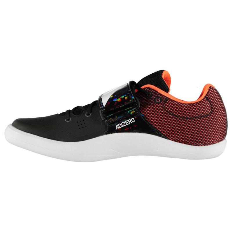 Adidas Adizero Discus Hammer Shoes Mens Black/White
