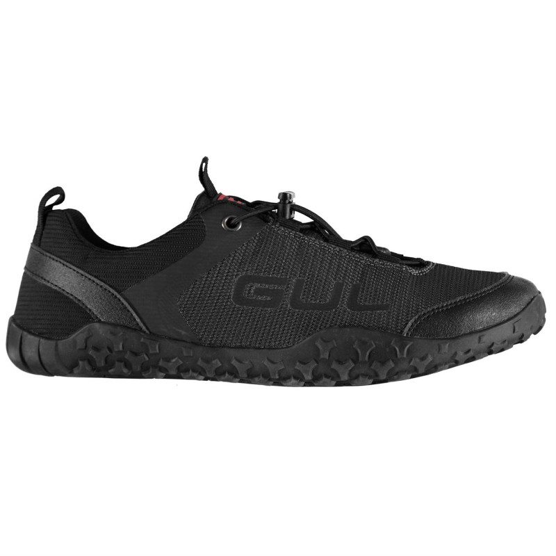 21df04f4c8a Gul Cobra Mens Water Shoes Black/Red Аква обувки