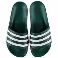 Adidas Мъжки Джапанки Sliders Mens Coll Green Мъжки сандали и джапанки