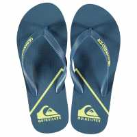 Quiksilver Мъжки Джапанки Wave Mens Flip Flops Real Teal Мъжки сандали и джапанки
