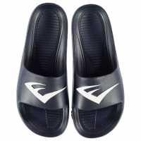 Everlast Mens Sliders Navy Аква обувки