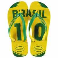 Havaianas Team Flip Flops Brasil Мъжки сандали и джапанки