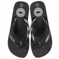 Soulcal Детски Джапанки Maui Junior Flip Flops Black Детски сандали и джапанки