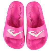 Everlast Childrens Sliders Pink Детски обувки