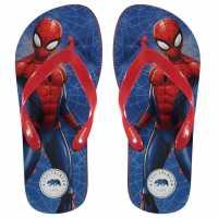 Soulcal Джапанки Maui Childrens Flip Flops Spiderman Детски сандали и джапанки