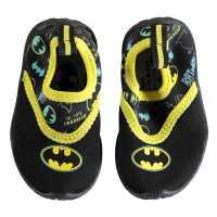 Character Childrens Aqua Shoes Batman Детски сандали и джапанки
